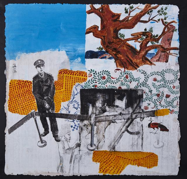 Wang Haichuan, 'Case 案件', 2017, Art+ Shanghai Gallery