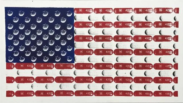 Shawn Kolodny, 'UNITED STATES OF OPIOIDS', Marcel Katz Art