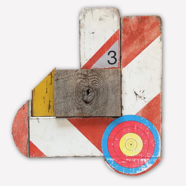 Benjamin Lowder, 'Wayfinding 3', 2018, Open Mind Art Space