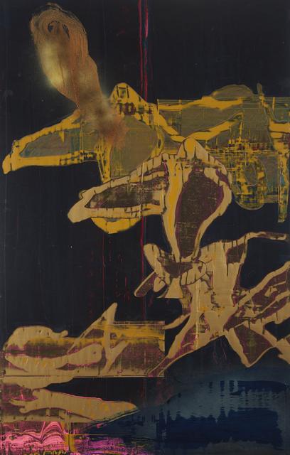 , 'Hawk,' , Maybaum Gallery