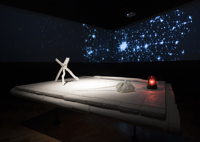 , 'Lost in Space (After Huck),' 2017, Saint Louis Art Museum