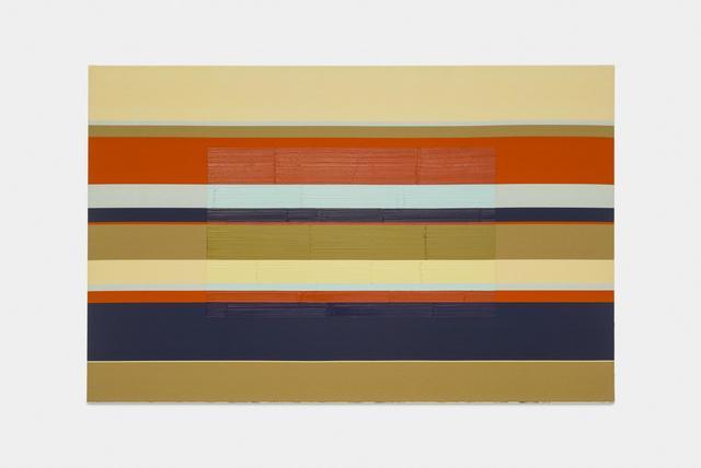 , 'Melker 5,' 2005, Almine Rech
