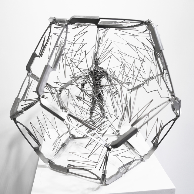 , 'Human,' 2018, Contemporary by Angela Li
