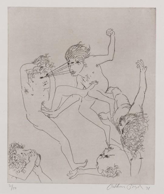 , '18th Century Story, 1971,' 1971, Charles Nodrum Gallery