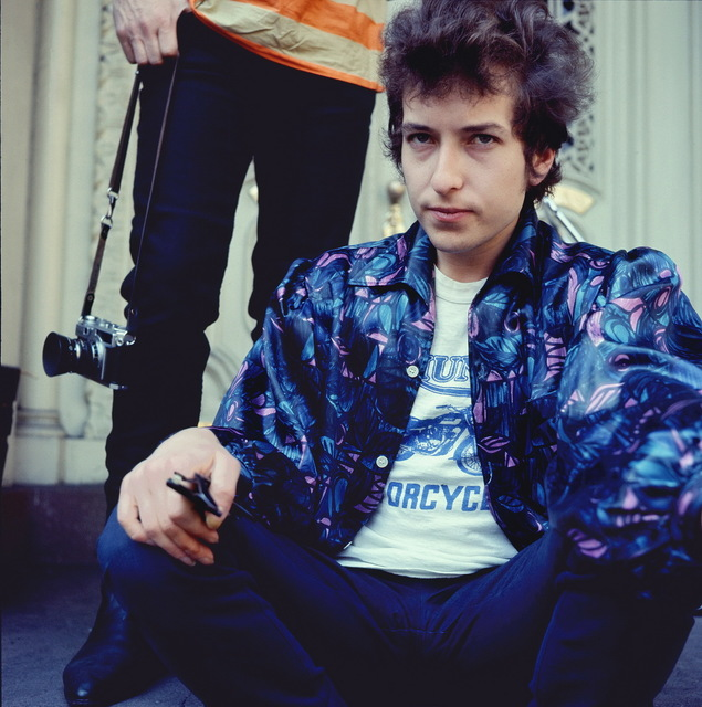 , 'Bob Dylan, Highway 61 Revisited Album Cover Session, NYC,' 1965, TASCHEN