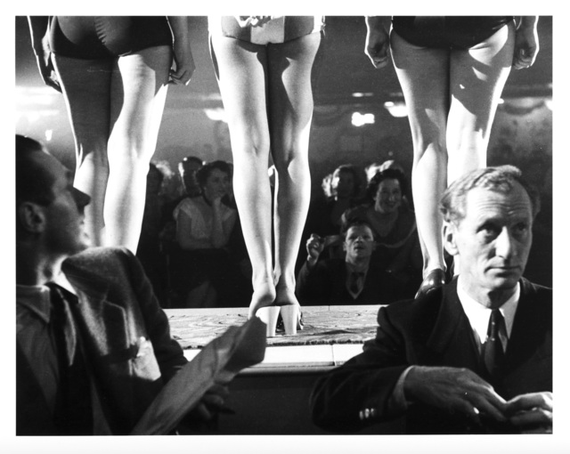 Thurston Hopkins, 'Backstage At The 'Miss World' Contest, London', 1953, Chiswick Auctions