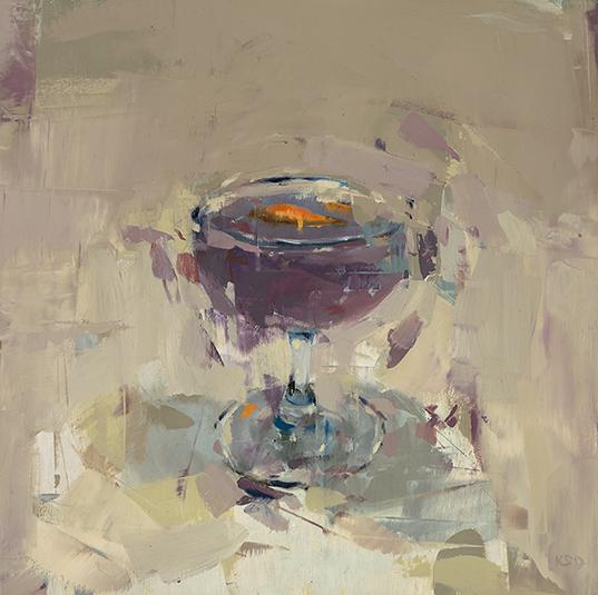 Kai Samuels-Davis, 'The Vessel VI', 2016, Dolby Chadwick Gallery