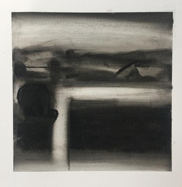, 'Angled Road,' 2018, Jessica Hagen Fine Art + Design