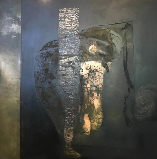 , 'The Green 1,' 2017, BOCCARA ART
