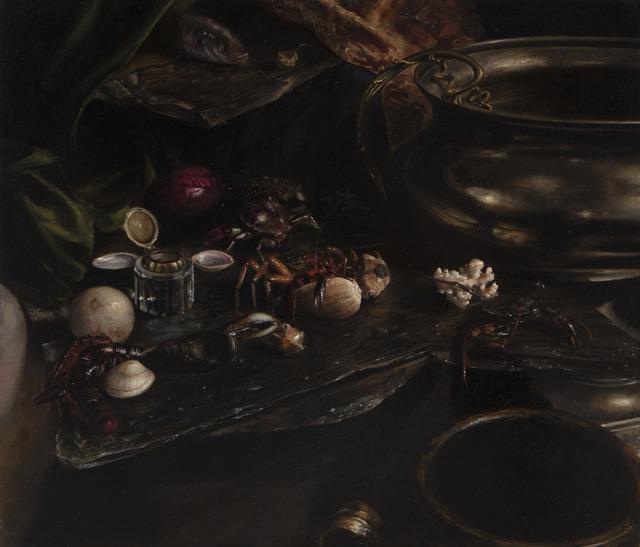 , 'Bodegón de las esferas,' 2016, Espacio Valverde