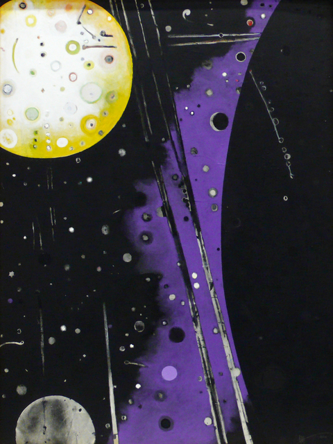 Frank Schwaiger, 'Eclipse/Moon', 2013, Bruno David Gallery