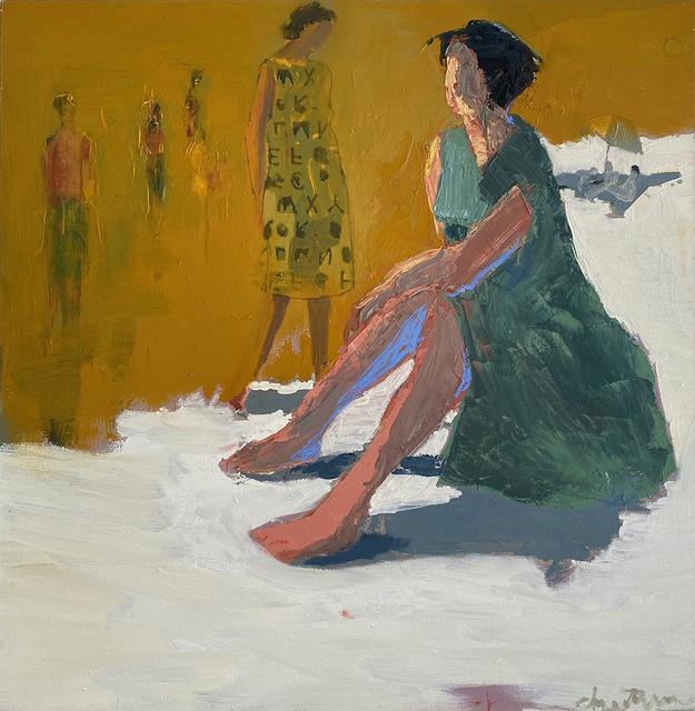 Linda Christensen, 'Summer Fog', 2018, Painting, Oil on canvas, Sue Greenwood Fine Art