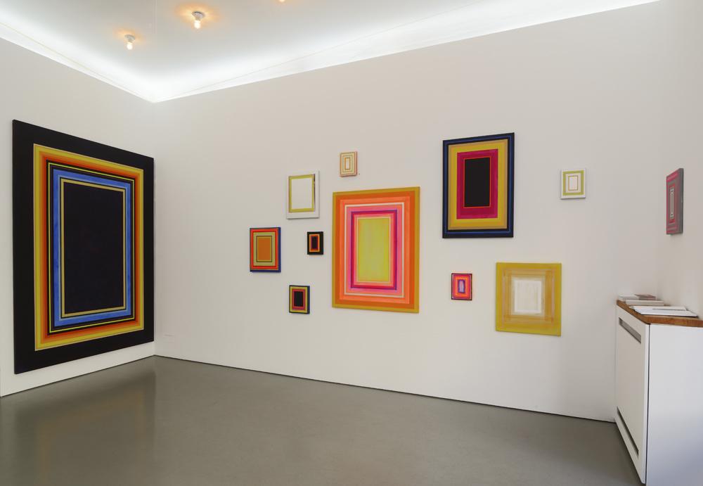 View of the exhibition; photo: Jürgen Baumann