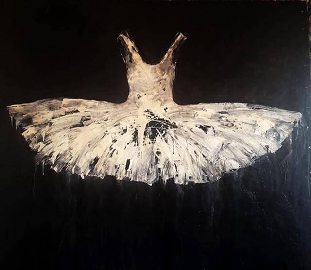 , 'Cortado,' 2019, Galleria Ca' d'Oro