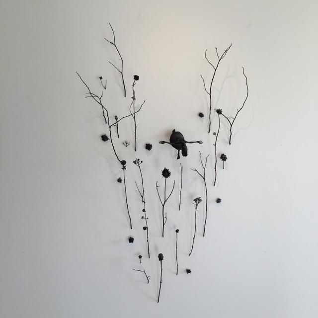 , 'Falling into Wonderland,' 2017, M.A. Doran Gallery