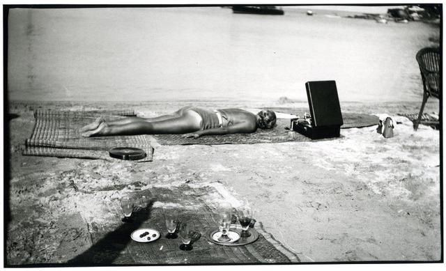 Jacques Henri Lartigue, 'Chou Valton, cap d'Antibes, juillet 1932', 1932, °CLAIR Galerie