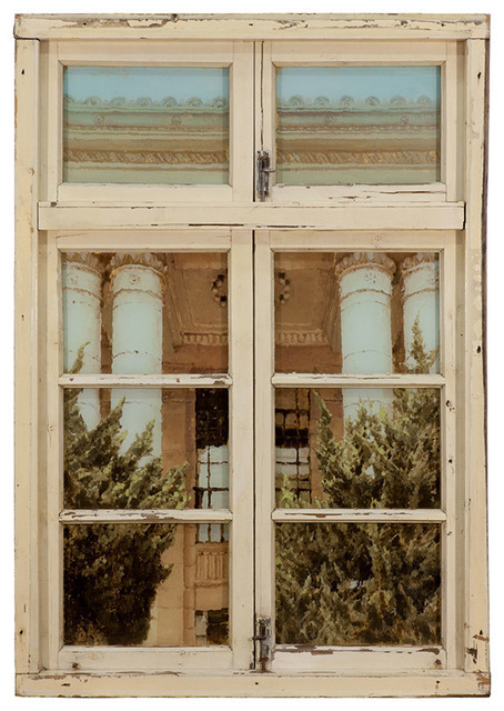 , 'Neighbour's Window · Moscow Style,' 2013, Leo Xu Projects