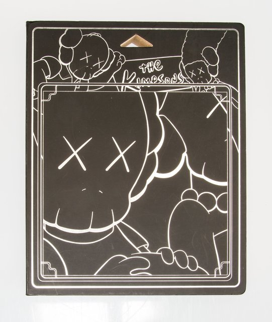 KAWS, 'The Kimpsons', 2002, Heritage Auctions