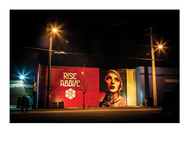 Jon Furlong, 'Dallas Night', 2015, Subliminal Projects