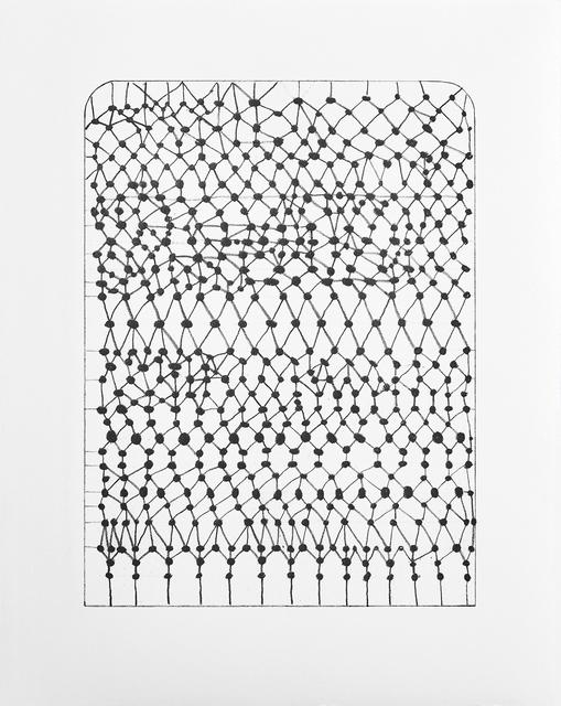 , 'Net VI,' 2018, Joanna Bryant & Julian Page