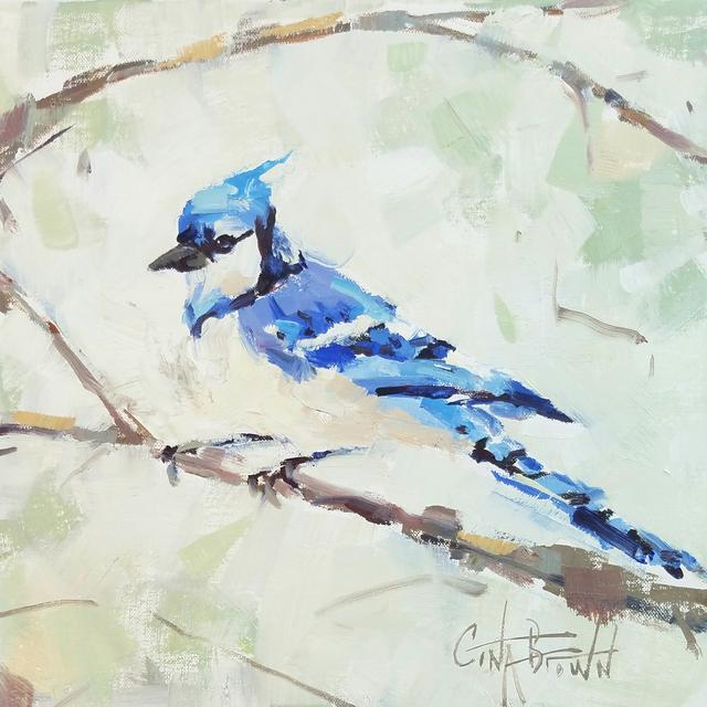 Gina Brown, 'Blue Jay', 2019, Shain Gallery