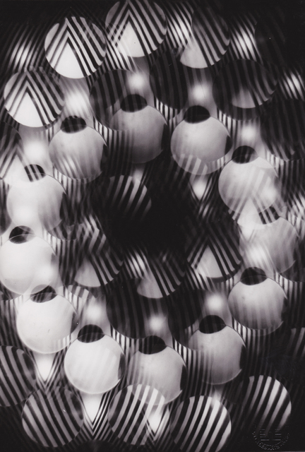 , 'Série Univers Tramé (Varetra Diversicateur Optique) Nr.4,' 1974, Maddox Arts