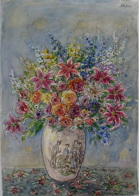 , 'Grand Bouquet,' 2017, Galerie d'Orsay