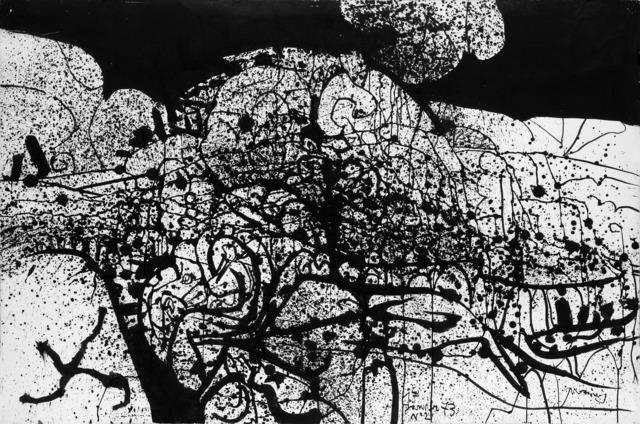 , 'Alpilles,' 1973, Pera Museum