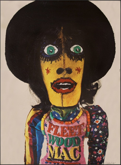 , 'Fleetwood Mac - Hand Signed,' 1970, Omnibus Gallery