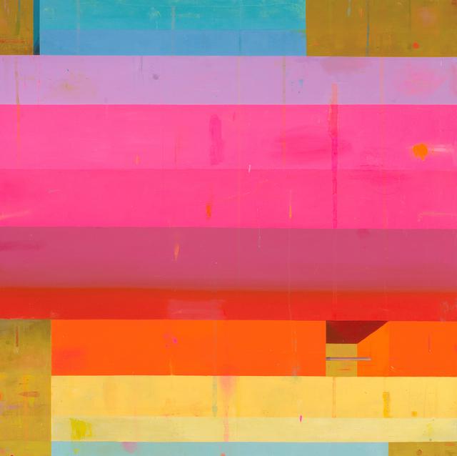 , 'Brutalist Rainbow,' 2017, Kathryn Markel Fine Arts