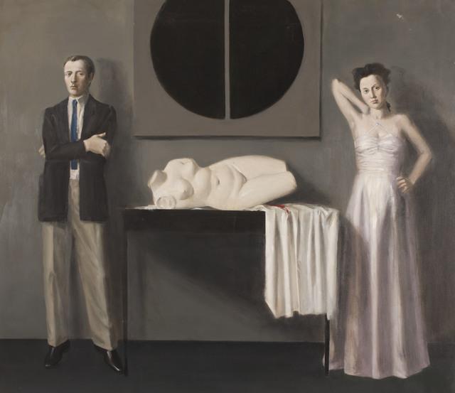 , 'Platonic Discourse,' 2001, Jason McCoy Gallery