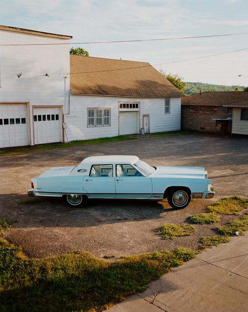 , 'Lincoln Continental, Omaha, NE,' 2005-2018, Huxley-Parlour
