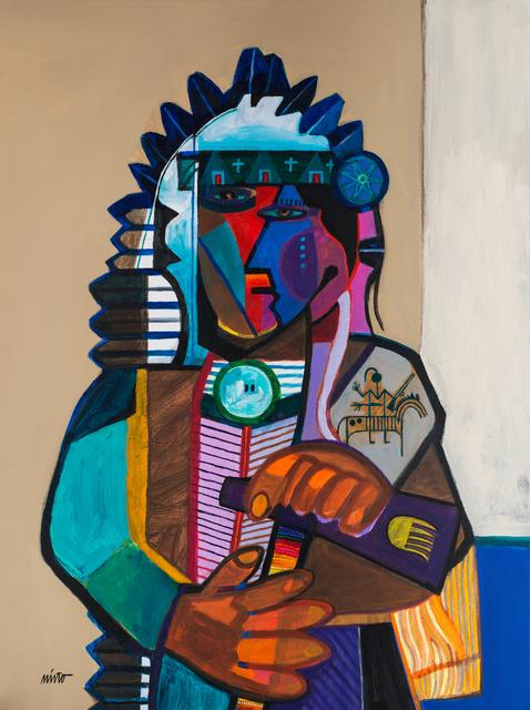 , 'Eagle Horse,' 2017, Ventana Fine Art