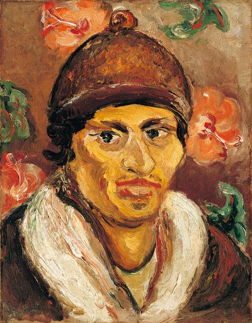 , 'Self-Portrait,' 1930, Liang Gallery