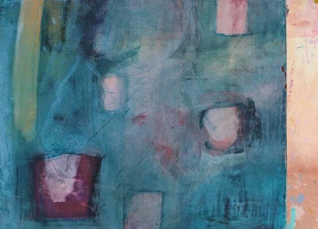 , 'Abstract 2,' 2017, Agora Gallery