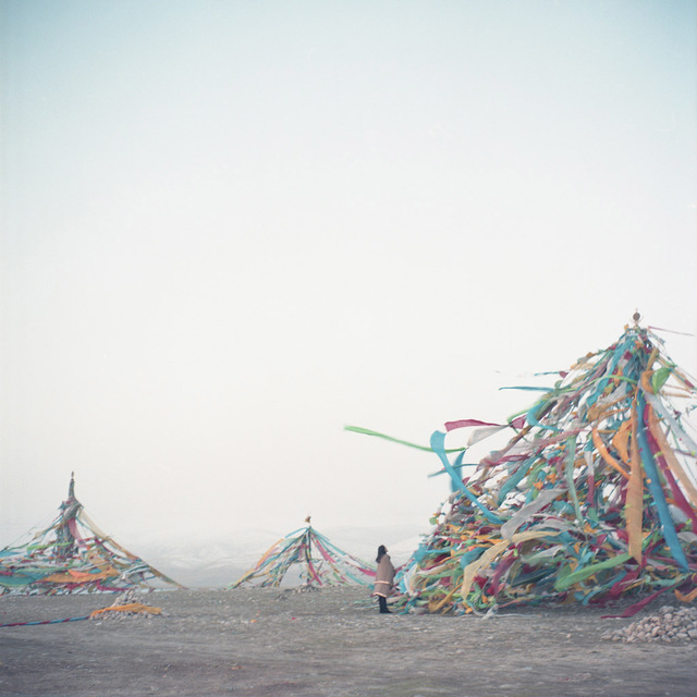 , 'Hei Ma He Xiang,' 2014-2016, UP Gallery