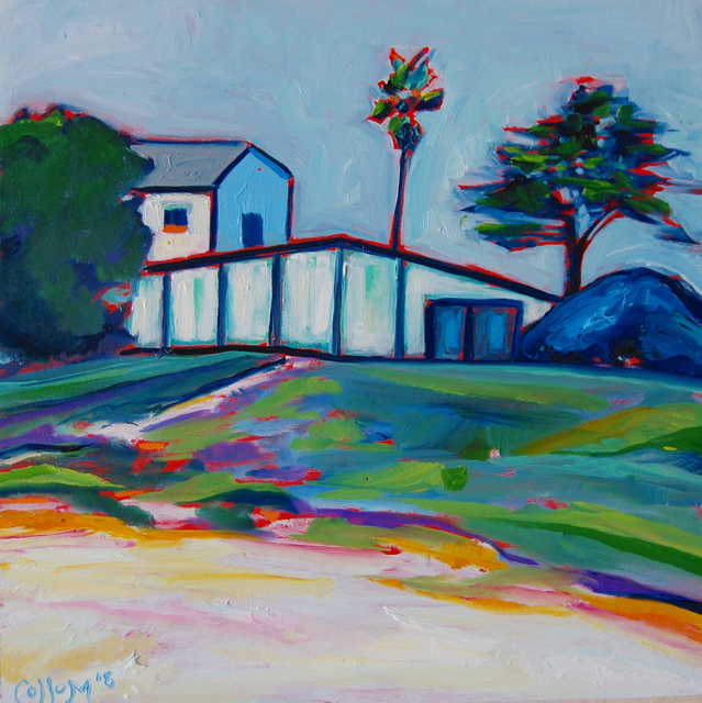 , 'Seaside in Carmel,' 2018, Tim Collom Gallery