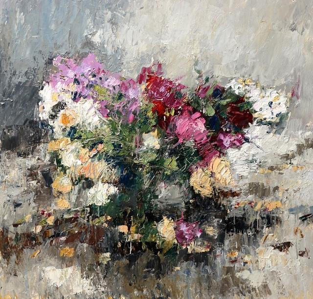 , 'Caervallack Summer Roses ,' 2017, Thackeray Gallery