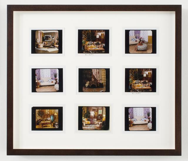 , 'Polaroid Series #9,' 2012, Kavi Gupta