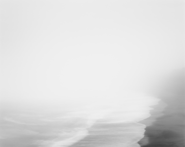, 'Fog, Black Point Beach, Pacific Ocean,' 2009, Robert Mann Gallery