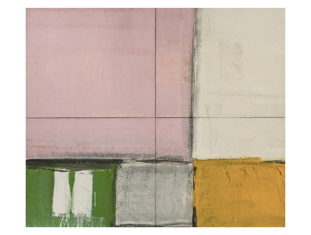 , 'Pink Square,' 1957-1960, Hill Gallery