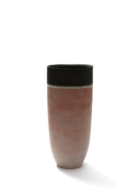 , 'Saiyuudeiki (Colored stoneware vessel),' 2017, Ippodo Gallery