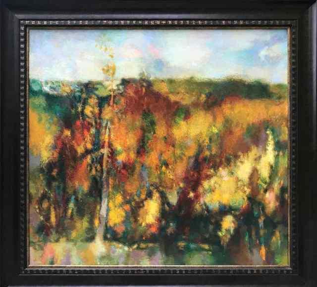 , 'Autumn,' 2016, Vanda Art Gallery