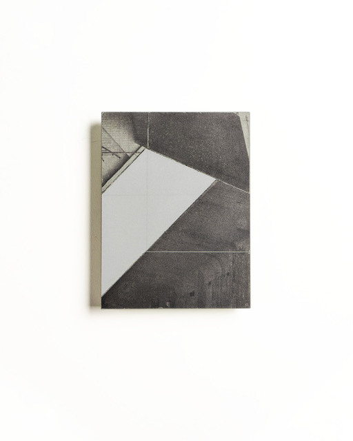 Andrew Clausen, 'IPKW 1       ', 2020, Sculpture, Cast concrete and pigment transfer on resin-bonded canvas., &Gallery