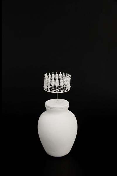 , 'CROWNED VESSEL 28,' 2013, Nohra Haime Gallery