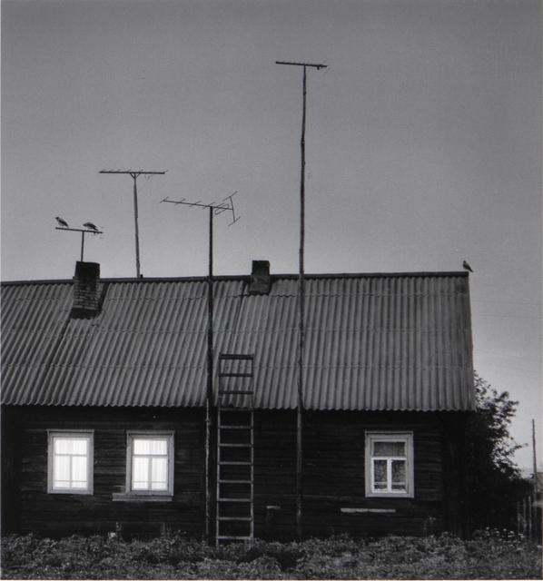 Pentti Sammallahti, 'Jyskyjarvi, Karelia, USSR', 1990, photo-eye Gallery