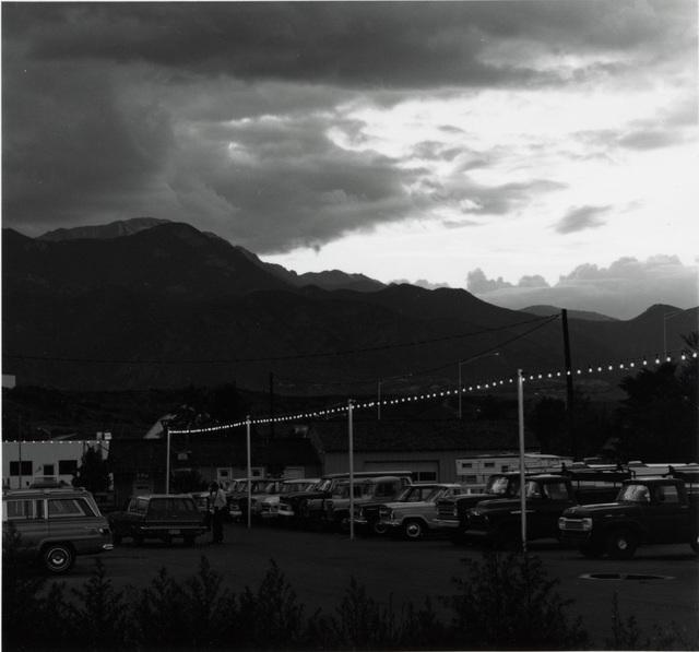 , 'Pike's Peek, Colorado Springs,' 1968-1972, Pace/MacGill Gallery