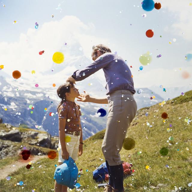 """, 'Schoener Goetterfunken I B, """"A Loving Father Must Dwell,"""" (Muss Ein Lieber Vater Wohnen),' 2010, Fort Worth Contemporary Arts"""