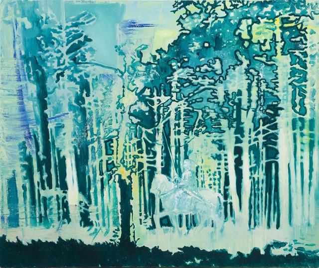 , 'Silver Knight,' 2015, Pop/Off/Art