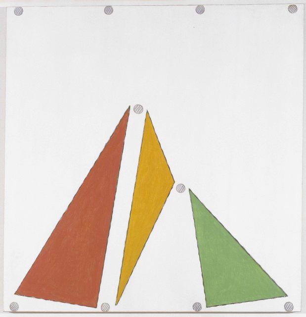 , '82-84-104 x 101,' 1982-1984, Galerie Nathalie Obadia